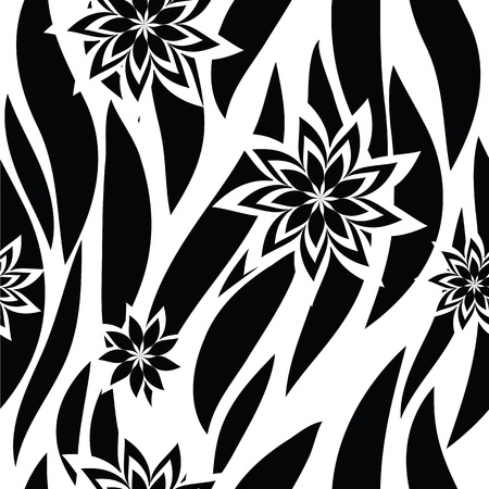 fabric design: Seamless abstract background