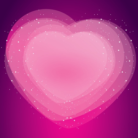 abstract heart Stock Vector - 13139578