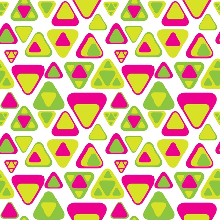 versatile: colored abstract seamless pattern