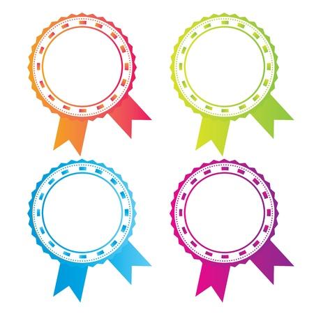 champion: vector elements Illustration