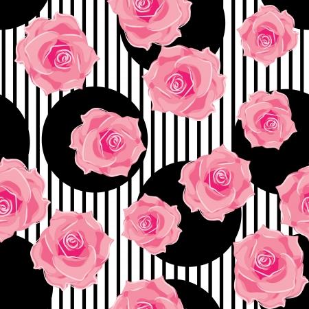 rosa negra: sin patr�n de rosas