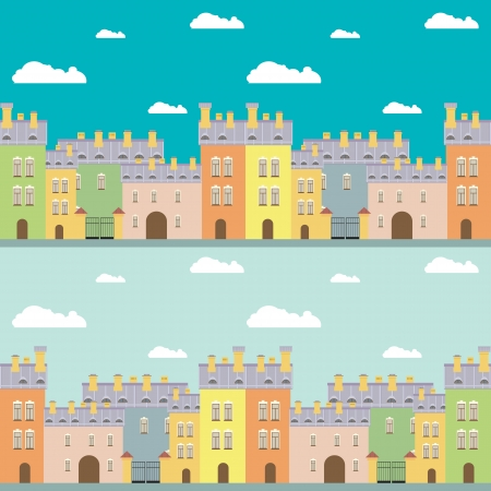 background of the city Stock Vector - 14096015