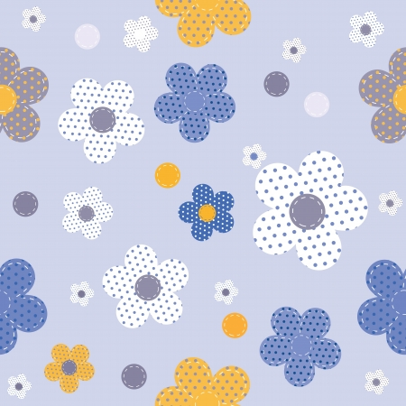 seamless pattern for baby Stock Vector - 15377964