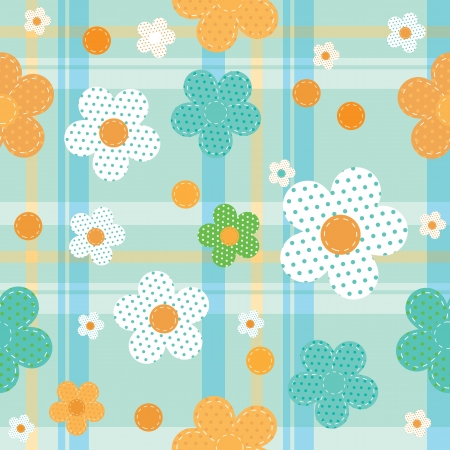 baby background: seamless pattern for baby