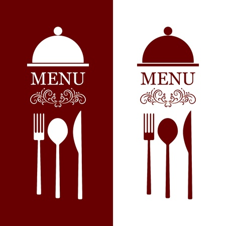 vector restaurant menu