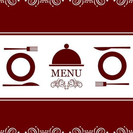 vector restaurant menu Stock Vector - 15976157