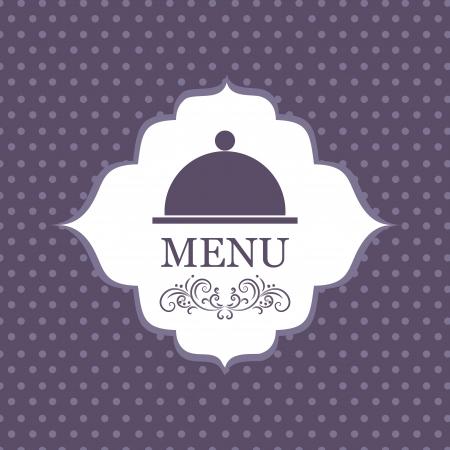 holiday cooking: Vector restaurant menu