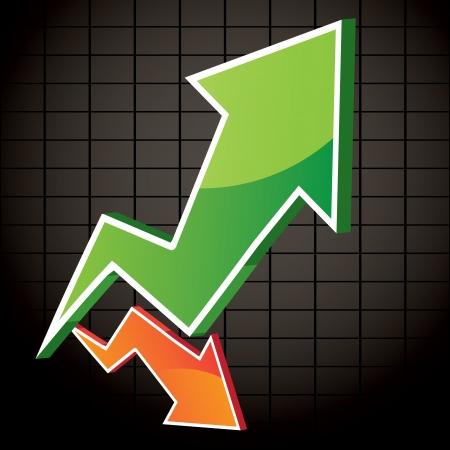 vector arrows Stock Vector - 17664969