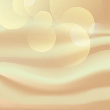 sand dunes: vector background of sand dunes