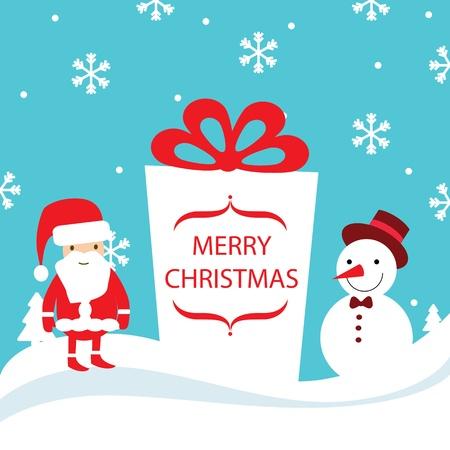 Christmas card Stock Vector - 20363195
