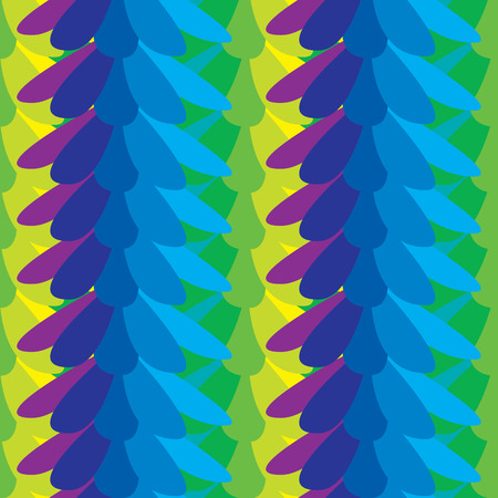 abstract pattern: Vector seamless colorful abstract pattern Illustration