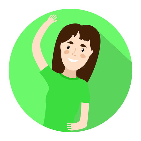 fitness vector illustration icon Illustration