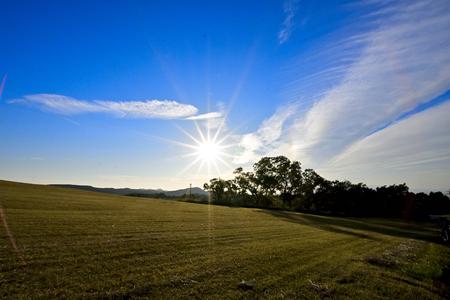 Japanese highland scenery Фото со стока