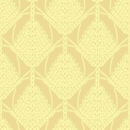 unendlich: Sch�ne Muster �hnlich durchbrochenen Strick In Farbe sind �berwiegend hellgelben Farbt�nen auf einem dunklen Hintergrund etwas mehr Dieses Muster l�sst sich stufenlos in alle Richtungen erweitert werden