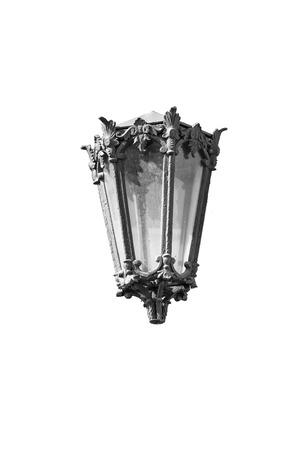 The streetlight vintage light.