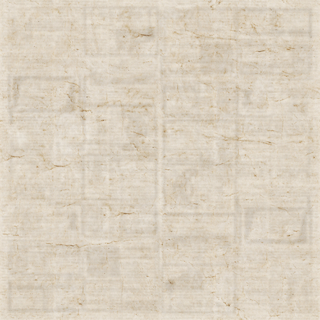 Old Newspaper Texture Square Background Blurred Vintage A Blur Unreadable