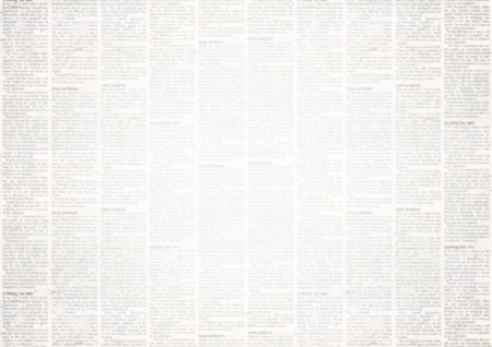 Old grunge newspaper paper texture background. Blurred vintage newspaper background. Aged paper textured page with place for text or image. Gray collage news paper background.