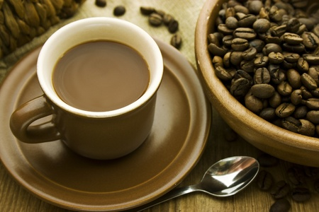 Coffee  Stock Photo - 8351361