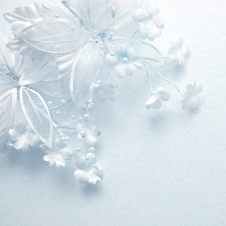 colored background: Romantic Flower Background  Stock Photo