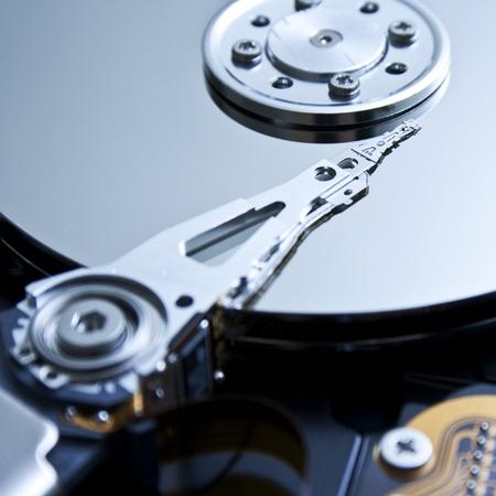 megabyte: Hard Disk Drive