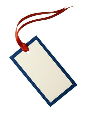 balise: Blank tag ficel�s. Prix ??tag, �tiquette cadeau, l'�tiquette vente, l'�tiquette-adresse