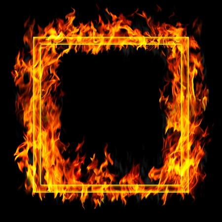 resplandor: Fuego marco
