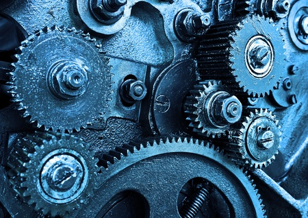 Gearing  Stock Photo - 10912640