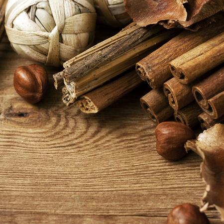 potpourri: scented potpourri  Stock Photo