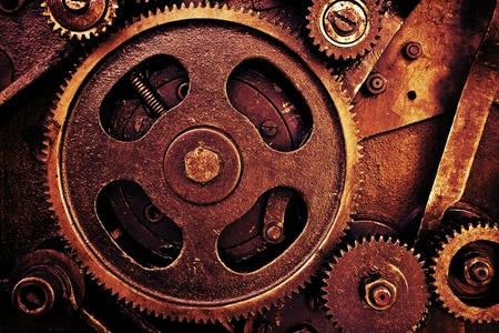 clock gears: Gears