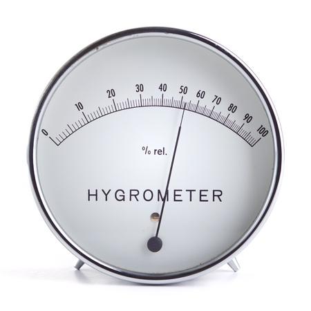 Hygrometer Stock Photo - 13515533