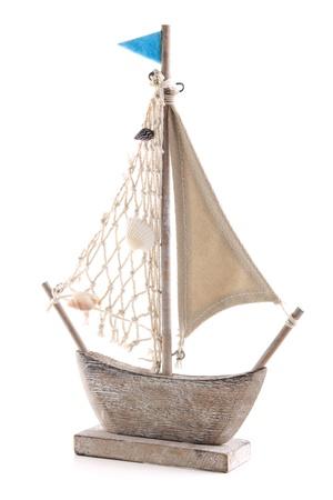 Ship model photo