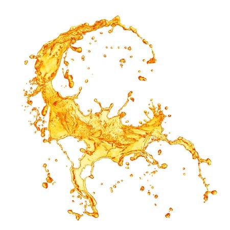 jus d'orange splash