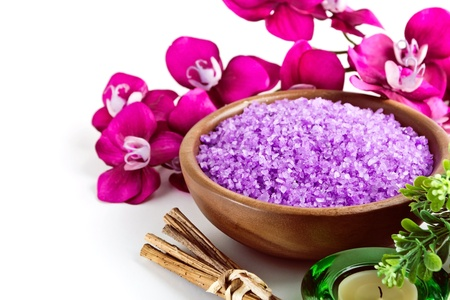 day spa: SPA background