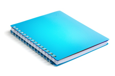 Blue sky color Cover Note Book