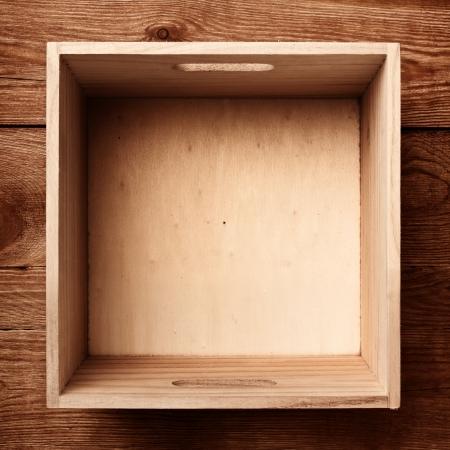 crates: Wood Background