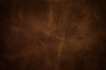 rough leather: Leather texture closeup Stock Photo