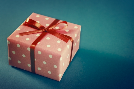 Small Handmade gift boxes photo