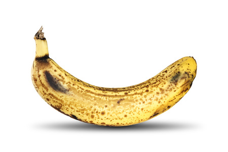 old banana  photo