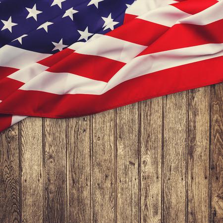 USA flag 免版税图像 - 34159957