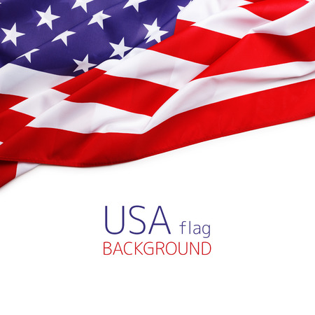 USA-Flagge Standard-Bild - 34160044