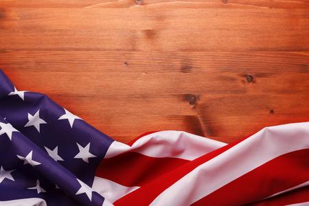 USA vlag Stockfoto - 34160045