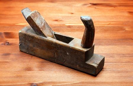 balsa: Hand planer used wood finishing