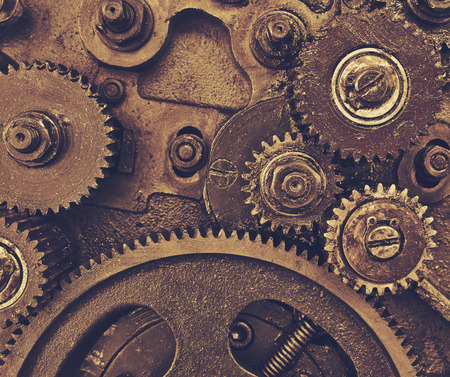 gearing: old gearing