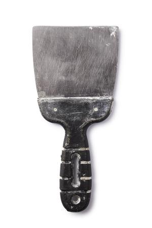 Dirty spatula with path