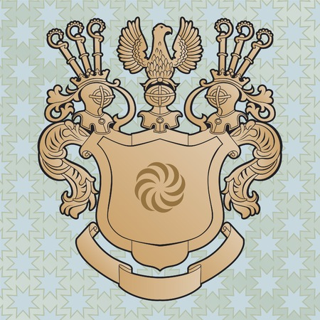 Alte Wappen