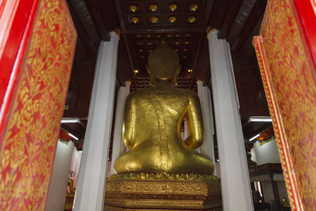 Thai buddist image photo