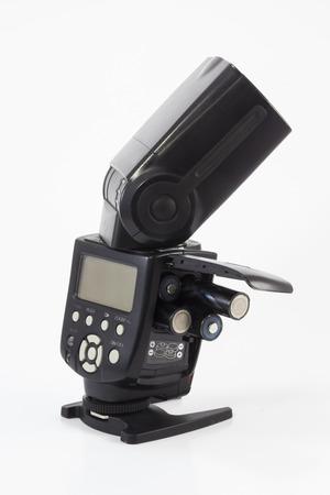 flash light: Camera flash light and battery
