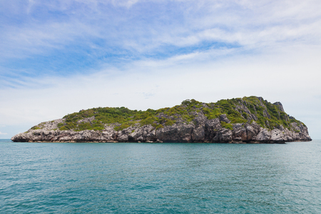 View of islands from Ang Thong National Marine Park, Thailand Zdjęcie Seryjne