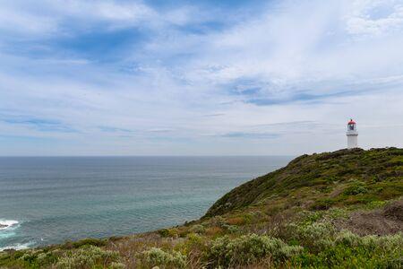 Cape Schanck on the Mornington Peninsula National park in Melbourne, Victoria, Australia.