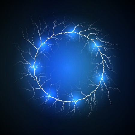 crackling: lightning ring